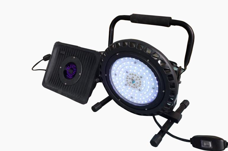 UVパテ・UV/LED照射器