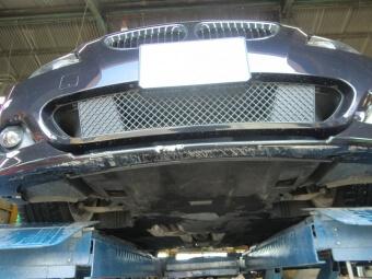 BMW板金修理